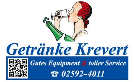Logos Krevert | Getränke Krevert
